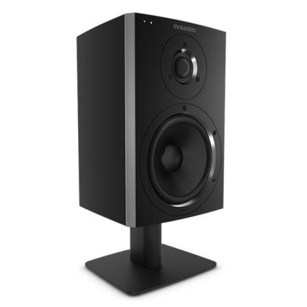 dynaudio xeo 2 desk speaker stands pair. Black Bedroom Furniture Sets. Home Design Ideas