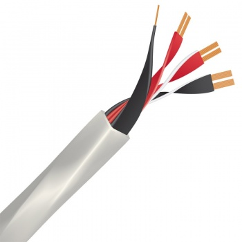 wireworld luna 7 speaker cable terminated pair. Black Bedroom Furniture Sets. Home Design Ideas