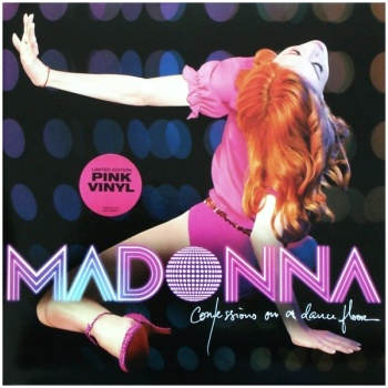 Madonna - Confessions On A Dance Floor Double Vinyl LP