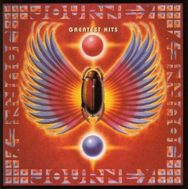 Journey - Greatest Hits Volume 1, 2x 180g Vinyl LP MOVLP222