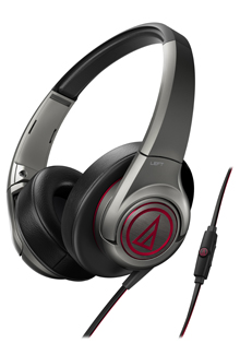 Audio Technica ATH-AX5iS Headphones