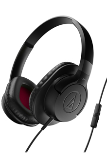 Audio Technica ATH-AX1iS Headphones