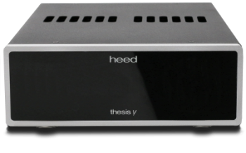 Heed Thesis Gamma Stereo Power Amplifier