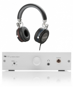 Musical Fidelity MF200b Balanced Headphones & Headphone Amplifiier Bundle - Winter Sale!