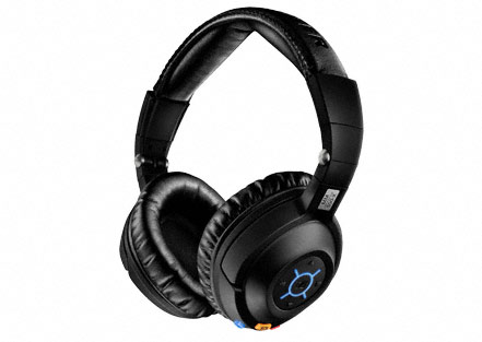 Sennheiser MM550-X Around-Ear Headphones