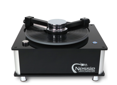 Nessie VinylMaster Record Cleaning Machine