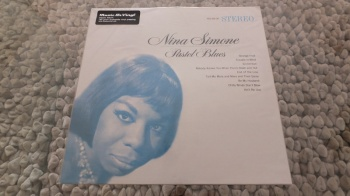 Nina Simone - Pastel Blues 180 Gram Vinyl LP Minor Damage to Packaging