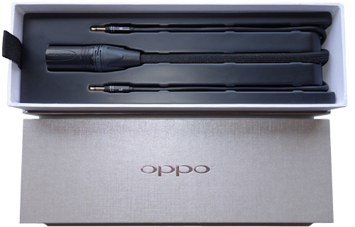 OPPO Balanced XLR Headphone Cable