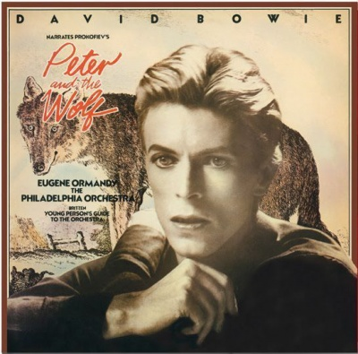 David Bowie Narrates Prokofiev / Eugene Ormandy, Philadelphia Orchestra, Britten - Peter And The Wolf - 180g Vinyl LP