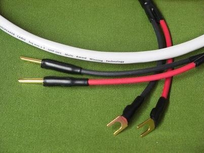 Ecosse Reference ES 2.3 Speaker Cable Terminated