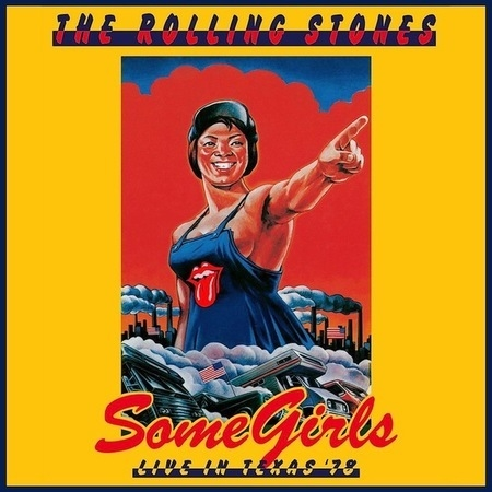 The Rolling Stones - Some Girls: Live In Texas '78 Vinyl LP