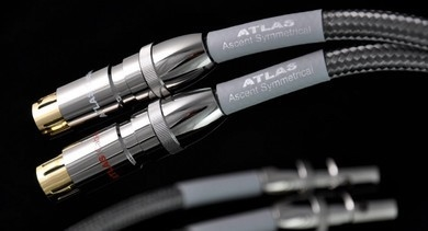 Atlas Ascent Balanced Symmetrical XLR Analogue Interconnects