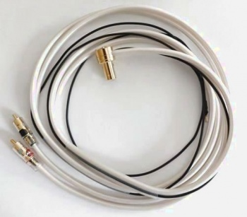 Atlas Element Quadstar Tonearm Cable (Right angle)
