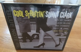 Sonny Clark Cool Struttin - Audiophile XRCD24 (Brand New and Sealed)