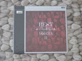 Best Audiophile Voices 2  XRCD2