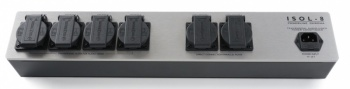 ISOL-8 Powerline Chroma Mains Conditioning Power Block