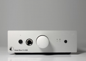 Pro-Ject Head Box S USB Headphone Amplifier