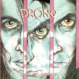 Prong - Beg to Differ 180g Vinyl LP