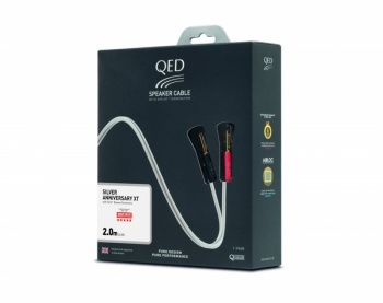 qed xt40 speaker cable factory terminated. Black Bedroom Furniture Sets. Home Design Ideas