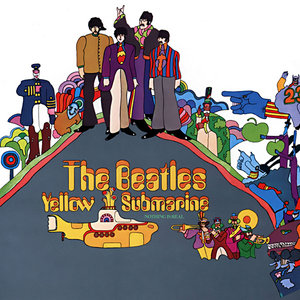 The Beatles - Yellow Submarine Vinyl LP