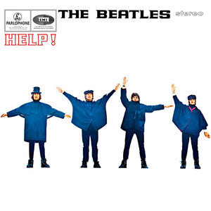 The Beatles - Help! Vinyl LP