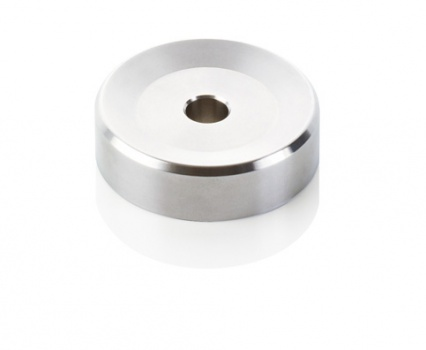Clearaudio Stainless Steel Single Adaptor