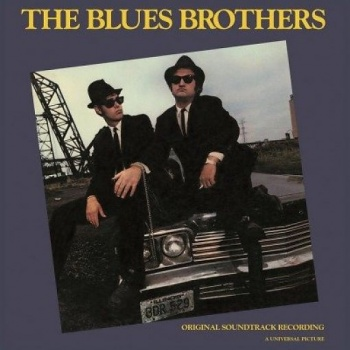 The Blues Brothers - Original Soundtrack Vinyl LP MOVLP1072