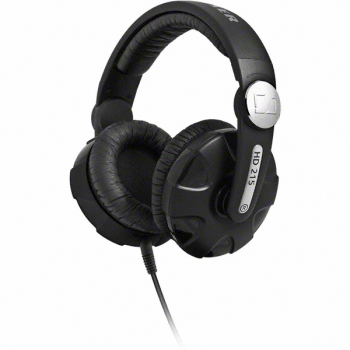 Sennheiser HD 215-II On Ear Headphones