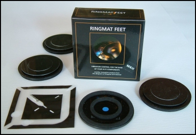 Ringmat African Jumbo Isolation Feet