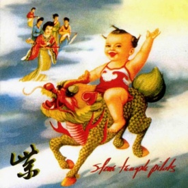 Stone Temple Pilots - Purple Vinyl LP