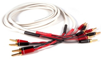 Black Rhodium Jive BiWire Speaker Cable