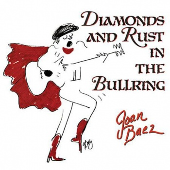 Joan Baez - Diamonds And Rust In The Bullring - SACD (CAPF 080 SA)