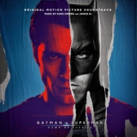 Batman V Superman - Dawn Of Justice Soundtrack 3LP Vinyl LP MOVATM088