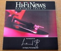 Hi-Fi News Test Record