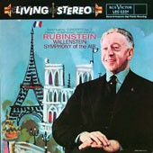 Artur Rubinstein Wallenstein Symphony Of The Air. Audiophile Vinyl LP