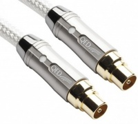 QED Reference Aerial Cable (Male - Male) 1.5m
