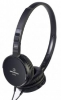 Audio Technica ATH-ES55 Folding Dynamic Portable Headphones