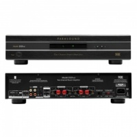 Parasound New Classic 2125 v.2 Two Channel Power Amplifier
