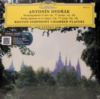 Dvorak - String Quartet in G Major - Vinyl LP (DGG2530214)