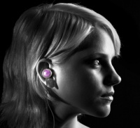Quarkie Gemstone In Ear Headphones