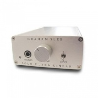 Graham Slee Solo Ultra Linear Headphone Amplifier (Ex Demonstration)