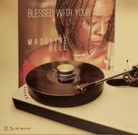 STS Digital Madeline Bell, 'Blessed With Your Love' Vinyl LP (STS6111144LP)