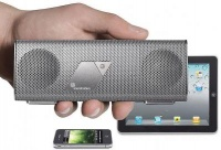 Soundmatters foxL v2 Platinum Edition aptX Bluetooth Portable Speaker