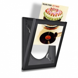 Art Vinyl Play & Display Flip Frame