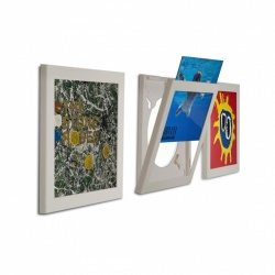 Art Vinyl Play & Display Flip Frame - Triple Pack