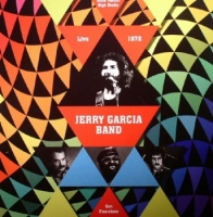 Gerry Garcia Band Live at KSAN Pacific High Studio 1972 - Vinyl LP (DOR2040H)
