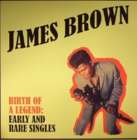 James Brown Birth of a Legend vinyl LP - JAM13010