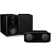 Cyrus ONE Integrated Amplifier and Cyrus Linear One Speaker Package
