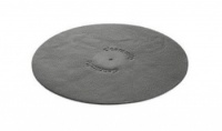 Clearaudio Black Leather Turntable Mat