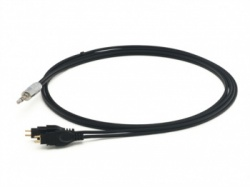Oyaide HPC-35HDX 1.3m Headphone Cable (3.5mm Male to Sennheiser HD580, 600 & 650)